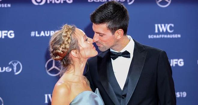 Tennis, quần vợt, Djokovic nhiễm Covid-19, Djokovic dương tính với virus corona, Djokovic, Novak Djokovic, covid-19, covid19, virus corona, tin quần vợt, US Open, ATP