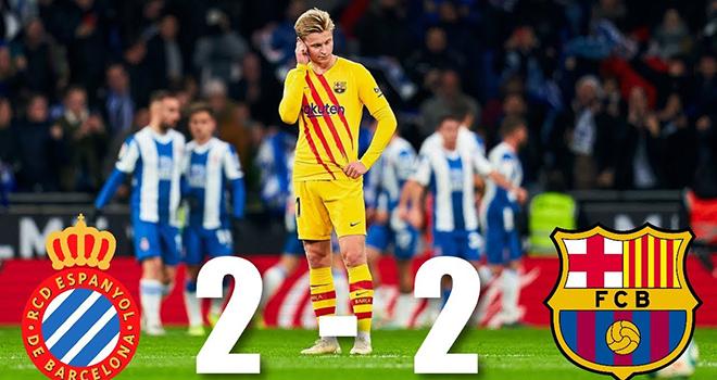 Ket qua bong da, Cuộc đua vô địch La Liga, Real Madrid, Barcelona, BXH La Liga, bao giờ Real Madrid vô địch Liga, bóng đá Tây Ban Nha, La Liga, kết quả La Liga, bong da, Espanyol vs Barcelona