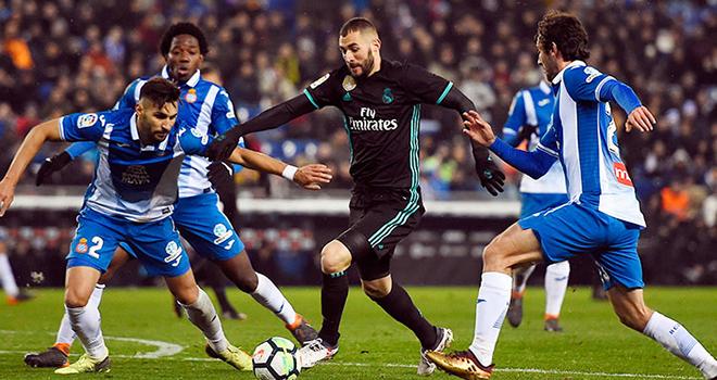 Link xem truc tiep bong da, Espanyol vs Real Madrid, Trực tiếp bóng đá Tây Ban Nha, xem bong da truc tuyen, BĐTV, trực tiếp Espanyol Real Madrid, Real Madrid, kèo nhà cái