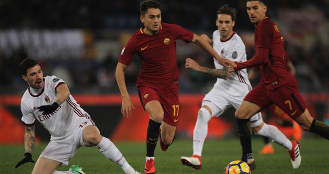 Bang xep hang, bang xep hang bong da Y, Bảng xếp hạng bóng đá Italia, BXH Serie A vòng 28, Milan 2-0 Roma, kết quả bóng đá, kết quả vòng 28 Serie A, kết quả Milan vs Roma
