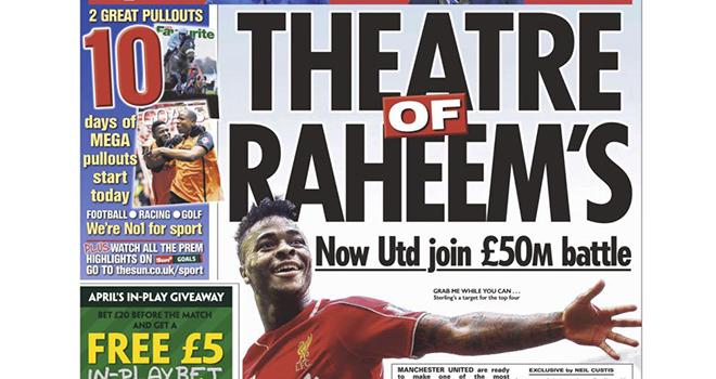 MU, Tin bóng đá MU, Tin tức MU, Chuyển nhượng MU, MU mua Sterling từ Man City, MU mua Sterling, chuyển nhượng, chuyển nhượng bóng đá, tương lai Sterling, Man City, cúp C1