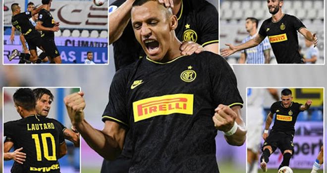 Chuyển nhượng, Chuyển nhượng bóng đá, Chuyển nhượng MU, Tin tức chuyển nhượng, tin chuyển nhượng, Inter mua đứt Sanchez, Man City, Alexis Sanchez, Lautaro Martinez, Barca