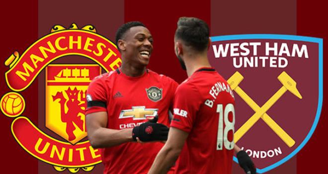 Bảng xếp hạng bóng đá Anh.Trực tiếp bóng đá. MU vs West Ham. Trực tiếp Ngoại hạng Anh. Xem trực tiếp MU đấu với West Ham. Xem bóng đá trực tuyến Manchester United