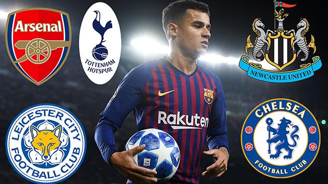 Vụ Coutinho tới Ngoại hạng Anh: Tottenham phù hợp nhất. Khó tới Chelsea, Arsenal