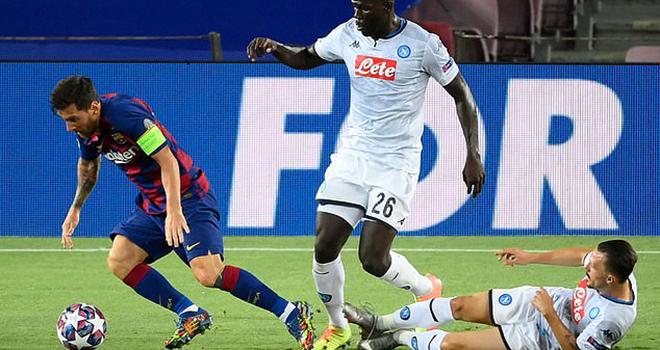 Ket qua bong da, Barcelona vs Napoli, Bayern vs Chelsea, Kết quả Cúp C1, Kqbd, Kết quả Champions League. Kết quả vòng 1/8 Cúp C1, Barcelona 3-1 Napoli, Bayern 4-1 Chelsea