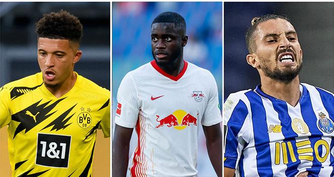 MU, Chuyển nhượng MU, MU mua 3 ngôi sao với 160 triệu bảng, MU mua Ansu Fati, Sancho, Upamecano, Telles,chuyển nhượng bóng đá, tin tức chuyển nhượng, tin chuyển nhượng