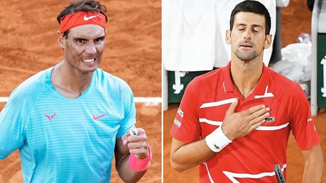 Kết quả Roland Garros 11/10: Nadal thắng hủy diệt Djokovic, cân bằng kỷ lục của Federer