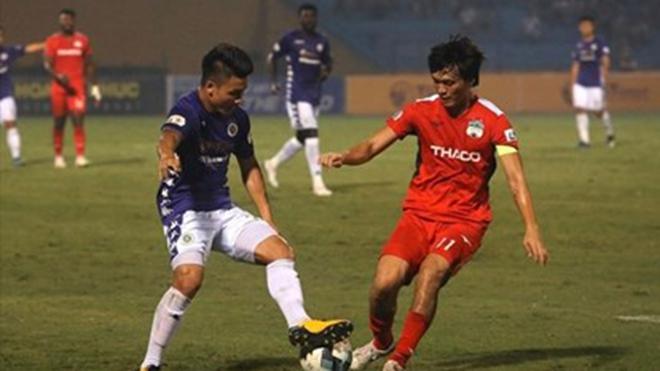 Lịch thi đấu bóng đá hôm nay, 15/10: Trực tiếp HAGL đấu với Hà Nội. VTV6. BĐTV