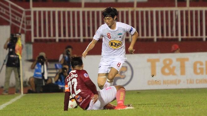 Lịch thi đấu bóng đá hôm nay. Trực tiếp HAGL vs Sài Gòn, Quảng Nam vs Đà Nẵng. BĐTV