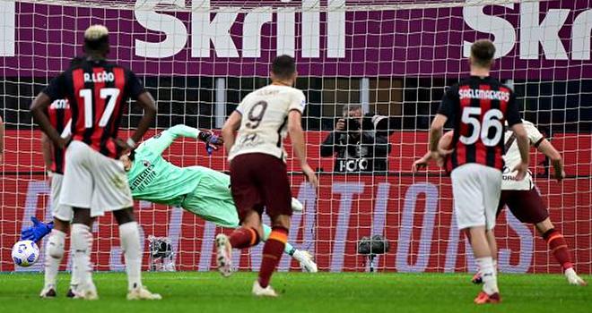 Video clip bàn thắng trận Milan Roma, Video clip Milan 3-3 Roma, Kết quả Serie A,Kết quả bóng đá Milan vs Roma, Kết quả bóng đá Ý vòng 5, Kết quả AC Milan, BXH Serie A