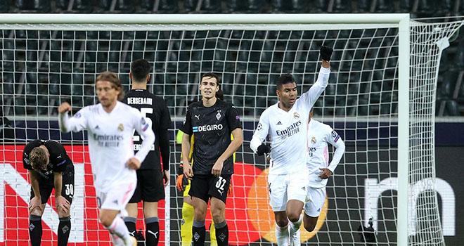 Ket qua bong da, Kết quả Cúp C1, Kết quả Real Madrid, Liverpool, Man City, Kqbd, ket qua bong da, Gladbach vs Real Madrid, Liverpool vs Midtjylland, Marseille vs Man City