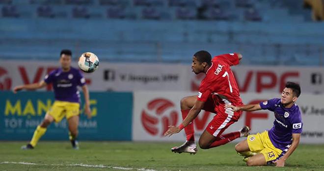 Cuộc đua vô địch V-League, Viettel vs Hà Nội, Sài Gòn vs Quảng Ninh, BXH V-League, kết quả V-League, Bảng xếp hạng V-League, Hà Nội, Viettel, Sài Gòn, ket qua bong da