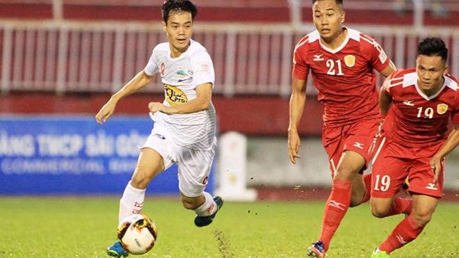 Lịch thi đấu bóng đá hôm nay. Trực tiếp TPHCM vs HAGL, Bình Dương vs Hà Tĩnh. VTV6, BĐTV