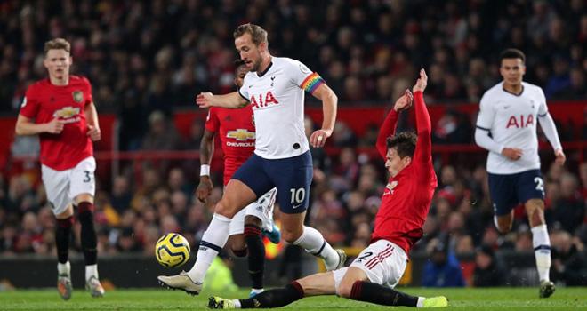Lich thi dau bong da hom nay, MU vs Tottenham, Lịch thi đấu Ngoại hạng Anh, K+PM, MU đấu với Tottenham, truc tiep MU vs Tottenham, xem trực tiếp MU vs Tottenham, bong da