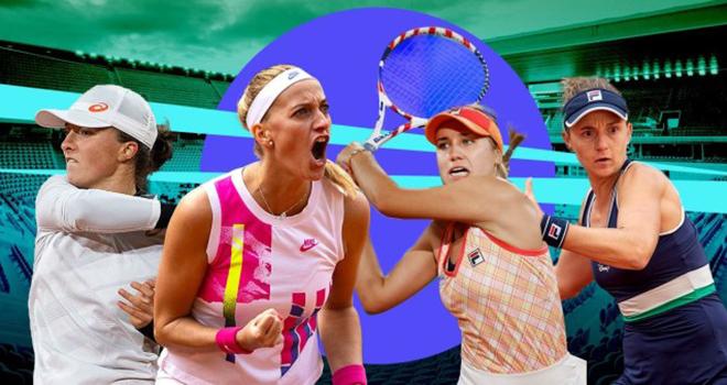 Lich thi dau Roland Garros, Kvitova vs Kenin, Xem trực tiếp Kvitova vs Kenin, TTTV, Kvitova đấu với Kenin, trực tiếp Kvitova vs Kenin, Roland Garros 2020, Pháp mở rộng