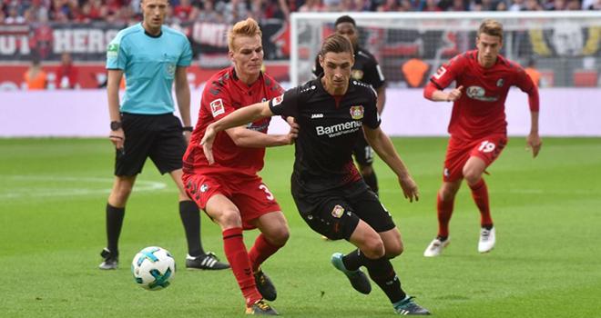Lich thi dau bong da hom nay, MU vs Arsenal, Lịch thi đấu Ngoại hạng Anh, K+PM, truc tiep bong da, MU đấu với Arsenal, trực tiếp MU vs Arsenal, trực tiếp Ngoại hạng Anh, Freiburg vs Leverkusen