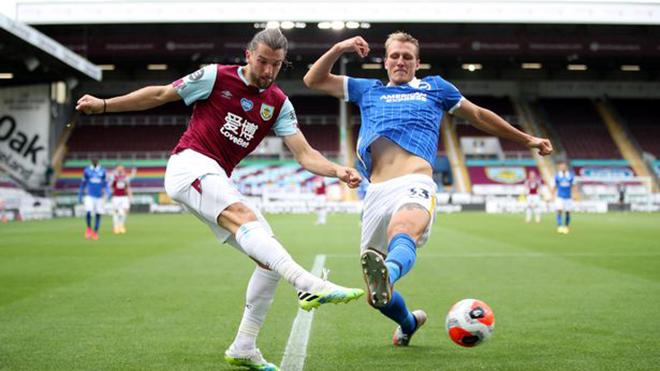 Lịch thi đấu bóng đá hôm nay: Trực tiếp Brighton vs Burnley, Southampton vs Newcastle. K+, K+PM