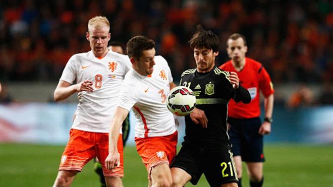 Lịch thi đấu bóng đá hôm nay: Trực tiếp Hà Lan vs Tây Ban Nha, Đức vs Séc. K+. K+PM