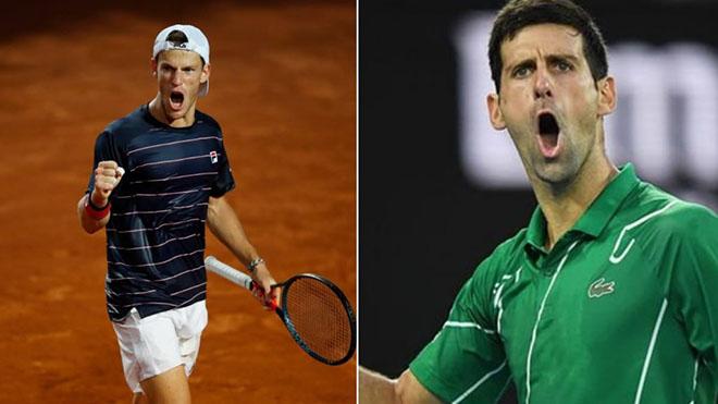 Lịch thi đấu ATP Finals 2020 hôm nay: Trực tiếp Djokovic đấu với Schwartzman. K+PM, TTTV