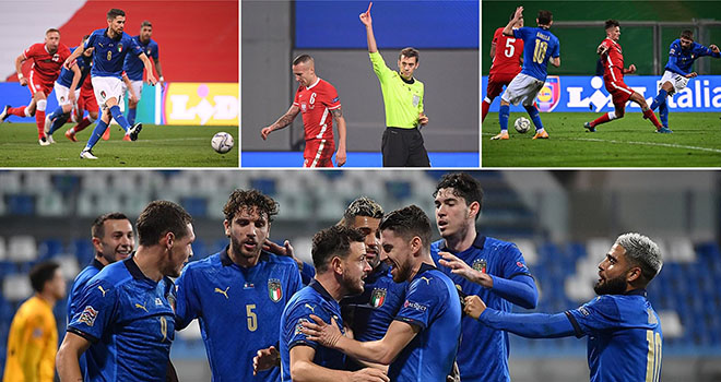 Cục diện UEFA Nations League, Bảng xếp hạng UEFA Nations League, Nations League, kết quả UEFA Nations League, lịch thi đấu UEFA Nations League, Bỉ vs Anh, Italia Ba Lan