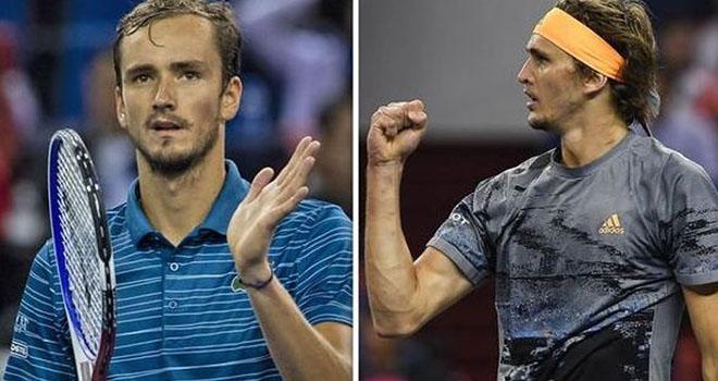 Lịch thi đấu ATP Finals 2020, Medvedev vs Zverev, Trực tiếp tennis, trực tiếp Medvedev vs Zverev, link xem trực tiếp Medvedev vs Zverev, K+PM, TTTV, K+PC