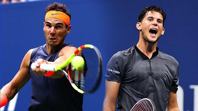 Lịch thi đấu ATP Finals 2020 hôm nay: Trực tiếp Rafael Nadal vs Dominic Thiem. K+, TTTV