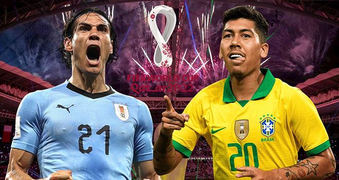 Lich thi dau bong da hom nay, Uruguay vs Brazil, Peru vs Argentia, truc tiep bong da, link xem trực tiếp bóng đá, trực tiếp Uruguay vs Brazil, Brazil đấu với Uruguay