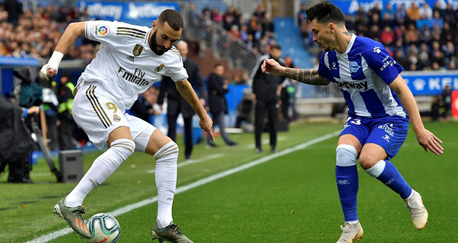 Real Madrid vs Alaves, truc tiep bong da, lich thi dau La Liga