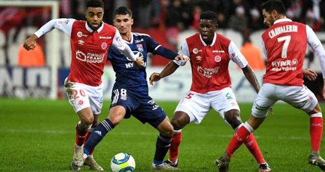 truc tiep bong da, Lyon vs Reims, lịch thi đấu Ligue 1