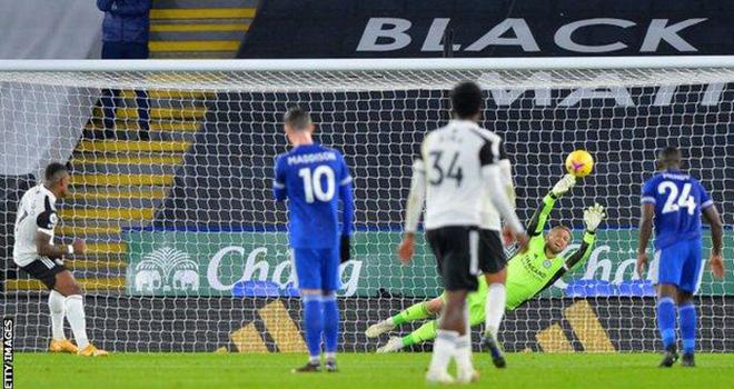 Bảng xếp hạng Ngoại hạng Anh, Bảng xếp hạng bóng đá Anh, BXH Premier League, Leicester vs Fulham