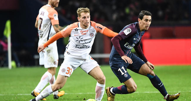 Montpellier vs PSG, truc tiep bong da, lịch thi đấu Ligue