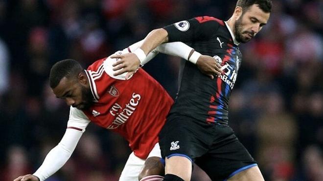 Lịch thi đấu bóng đá hôm nay: Trực tiếp Arsenal vs Crystal Palace. K+, K+PM