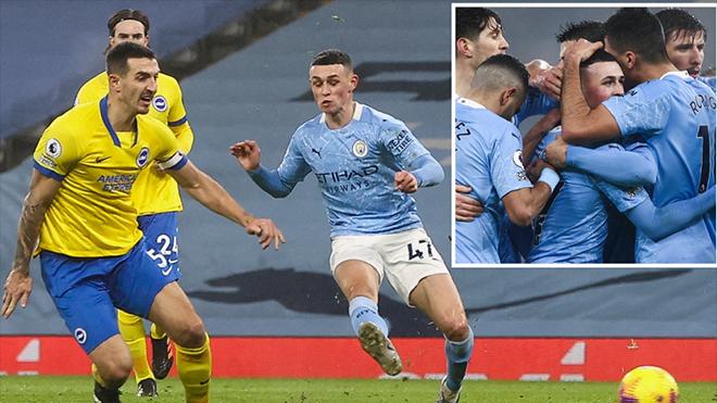 Cuộc đua vô địch Ngoại hạng Anh: Man City trỗi dậy, MU và Liverpool cảnh giác