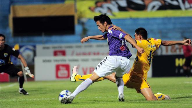 Lịch thi đấu bóng đá hôm nay. Trực tiếp Nam Định vs Hà Nội. BĐTV