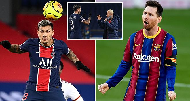 Chuyển nhượng, Chuyển nhượng MU, MU, Tottenham mua Lingard, Messi sang PSG, PSG, chuyển nhượng bóng đá, tin chuyển nhượng, tin tức chuyển nhượng, chuyển nhượng hôm nay