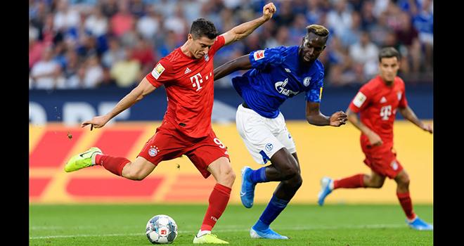 Schalke vs Bayern Munich, lịch thi đấu bóng đá, trực tiếp bóng đá, Bundesliga