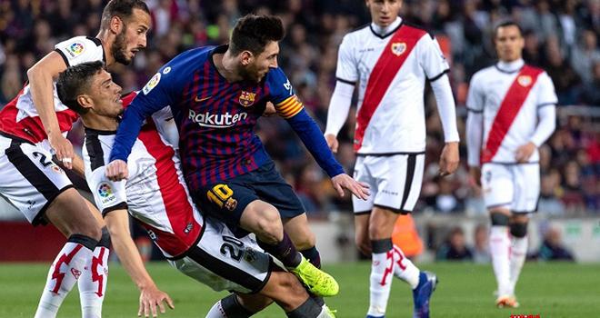 Vallecano vs Barcelona, trực tiếp bóng đá, lịch thi đấu bóng đá, Cúp nhà vua
