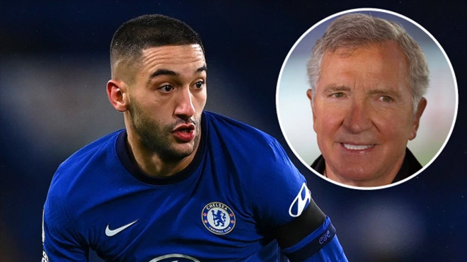 Kết quả Chelsea vs Man City, Kết quả Ngoại hạng Anh, Hakim Ziyech bị chỉ trích, Chelsea khủng hoảng, Video Chelsea vs Man City, BXH Ngoại hạng Anh, Souness chỉ trích