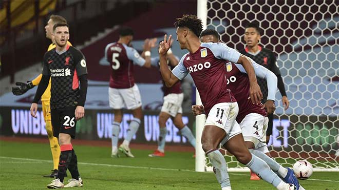 Lịch thi đấu bóng đá hôm nay. Trực tiếp Aston Villa vs Liverpool, Gladbach vs Bayern Munich