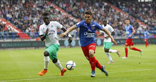 St Etienne vs Reims, lịch thi đấu bóng đá, trực tiếp bóng đá, Ligue 1