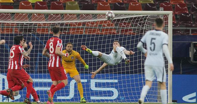 Ket qua bong da, Atletico vs Chelsea, Lazio vs Bayern, Kết quả Cúp C1, Cúp C1, kết quả bóng đá, video Atletico vs chelsea, video Lazio vs Bayern, kết quả Champions League