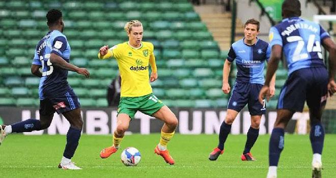 Wycombe vs Norwich, lịch thi đấu bóng đá, trực tiếp bóng đá