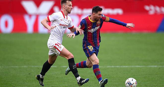 Barcelona vs Sevilla, kết quả bóng đá, kết quả cúp nhà vua