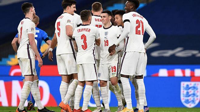 Kết quả bóng đá 25/3, sáng 26/3. Tây Ban Nha mất điểm sân nhà. Anh, Đức đại thắng