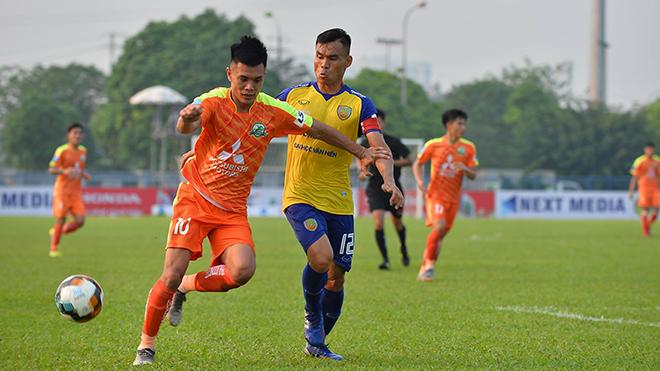 An Giang vs Bình Phước, trực tiếp bóng đá, lịch thi đấu bóng đá