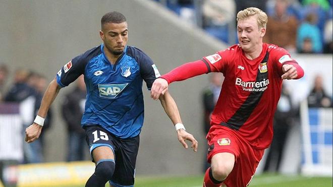 Hoffenheim vs Leverkusen, trực tiếp bóng đá, lịch thi đấu bóng đá, bundesliga