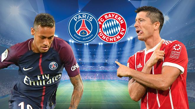 Lịch thi đấu bóng đá hôm nay. Trực tiếp Chelsea vs Porto, PSG vs Bayern. K+, K+PM, K+PC
