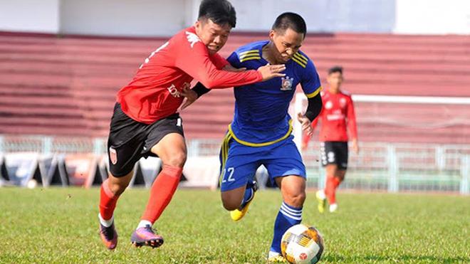 CAND vs An Giang, trực tiếp bóng đá, lịch thi đấu bóng đá, hạng Nhất quốc gia