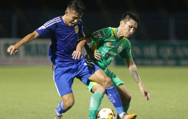 Quảng Nam vs Cần Thơ, trực tiếp bóng dá, lịch thi đấu bóng đá, hạng nhất)
