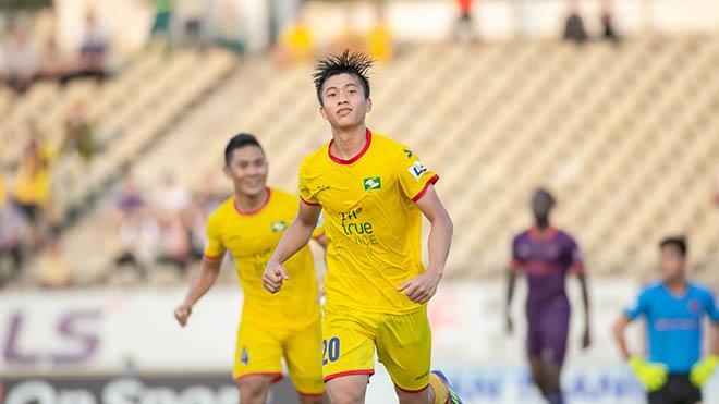 Lịch thi đấu bóng đá hôm nay. Trực tiếp SLNA vs Hà Tĩnh, Bình Định vs Thanh Hóa. VTV6, BĐTV